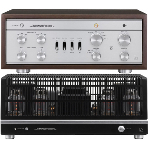 Luxman CL-38uSE MQ-88uSE