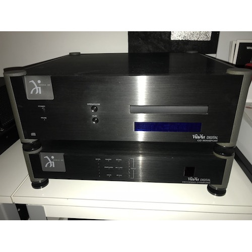 Wadia 20 Cd transporter 25 Dac